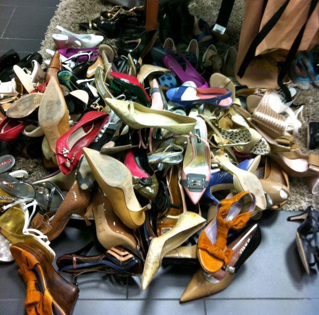 zapatos peony